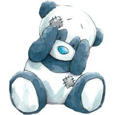 Carte Blanche - My Blue Nose Friends - Binky