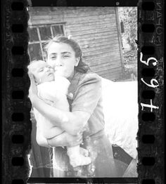 Henryk Ross risked his life to document Nazi atrocities in the Polish city of Lodz.Woman with her child