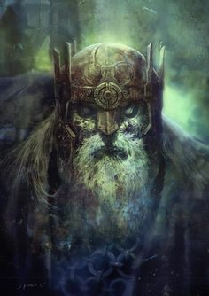 Undead Dwarven King