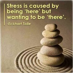 The Stress caused by not having what you want in life