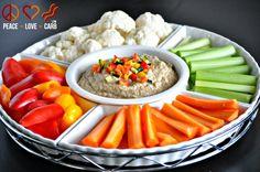 Balsamic Hummus Recipe