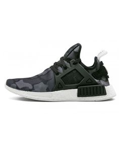 Adidas NMD XR1 Duck Camo Ba7231 Core Black Ftwr White The formation of Adidas another style of style shoes.