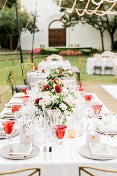 Romantic Fall California Wedding at Wente Vineyards from Jasmine Lee Photography - MODwedding