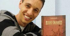 Missionário católico escreve #livro que mistura #ficção e evangelização