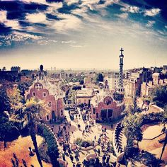 Barcelona seems to be like a fairytale