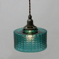 Clear Glass Pendant Light, Mini Pendant Lights, Modern Pendant Light, Drum Pendant, Glass Pendants, Green Pendant Light, Ceiling Pendant, Led E14, Pendant Lighting Bedroom