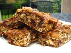 Fruited Lowfat Oatmeal Bars Recipe - Food.com