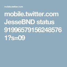mobile.twitter.com JesseBND status 919965791562485761?s=09