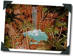 Casa Bonita — Denver Mexican Restaurant   Taste the Magic of Mexico!  (This restaurant has a 30-foot tall waterfall, features a pink tower facade, and boasts over 52,000 square feet.  It's not just a restaurant - it has over 30 attractions!)
