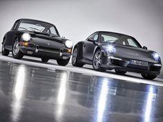 la Porsche 911 fête ses cinquante ans - mai 2013
