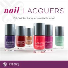 Go to www.emilyviger.jamberrynails.net to order yours!