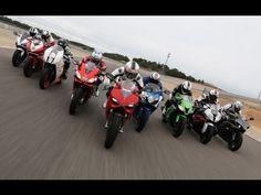 Test-Teaser: Ducati 1199 Panigale S gegen KTM RC8 R - YouTube