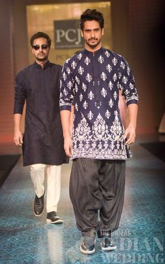 Men's indo fashion