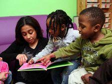 voorlezen beinvloedt het kinderbrein