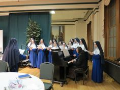 Sisters of Mary Immaculate Queen, Spokane WA