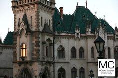 castle windows, Kosice, Slovakia