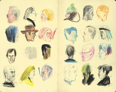Yann Kebbi // sketchbook //