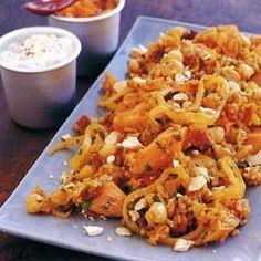 Curried Rice with Chickpeas @ allrecipes.com.au