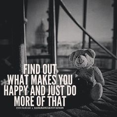 """WeAreLove on Instagram: """"Do what makes you happy, be with who makes you smile, laugh as much as you breathe, and love as long as you live. ☺ #behappy #befree #followyourdreams #dowhatmakesyouhappy #goodvibes #loveandlight #lovelife From @bangbangmotivation """""""