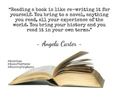 A great Quote by Angela Carter
