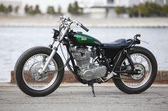 平和モーターサイクル - HEIWA MOTORCYCLE -   SR400 010 (YAMAHA)