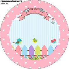 Latinha, Gelatina, Toppers Molde Rótulo Passarinho Cores tom Pastel Cloud Party, Clock Wallpaper, Baby Samples, Butterfly Party, Frame Clipart, Pencil And Paper, Gift Tags Printable, Art Classroom, Minnie