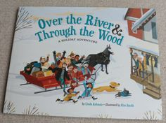 Over the River & Through the Wood - Over 40 and a Mum to OneOver 40 and a Mum to One
