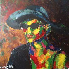 """Zapraszam gorąco do głosowania w konkursie Art Imperium na mój obraz zatytułowany """"Muza"""" (akryl, płótno).  Aby zagłosować kliknij proszę w po zalogowaniu do Facebooka """"Lubię to"""" po prawej stronie u góry strony, która się wyświetli pod tym linkiem: http://artimperium.pl/produkt/malarstwo/143/altea-leszczynska-muza-akryl-na-plotnie-80x80-2014r#.VFVkoPmG-So"""