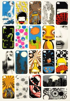mix iphone cover