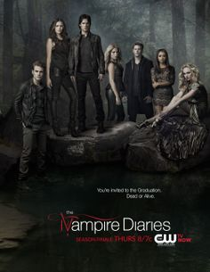 Don't miss the season finale of TVD Thursday at 8/7c!