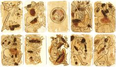 Early XV Century Playing Cards - World of Playing Cards