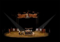 PINOCHO EL GRAN MUSICAL. Diseño escenográfico.