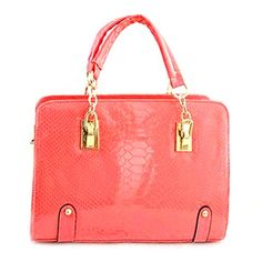 2d20a7f469  10.69 Vintage Women s Tote Bag With PU Leather and Crocodile Print Design  Cheap Handbags Online