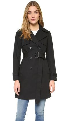 Club Monaco Yulia Trench Coat | SHOPBOP