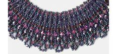 Ornamented Necklace, Sova Enterprises