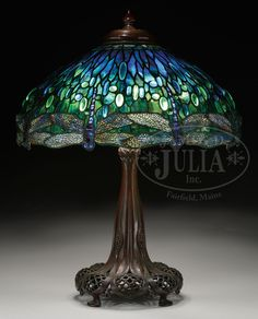 Tiffany Dragonfly Lamp                                                                                                                                                                                 More