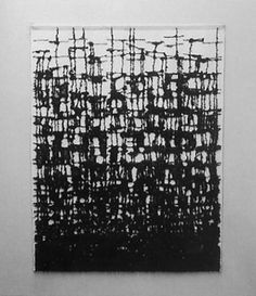 Sofie Dawo, Wandbehang, 1978 -- woven wool, 2.0 x 1.6 m