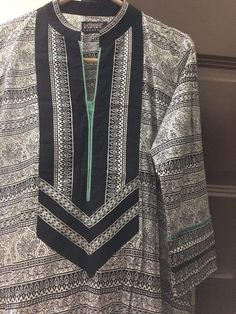 Sewing tops for women diy art styles ideas for 2019 Kurti Sleeves Design, Sleeves Designs For Dresses, Neck Designs For Suits, Kurta Neck Design, Neckline Designs, Dress Neck Designs, Blouse Designs, Churidar Designs, Kurta Designs Women