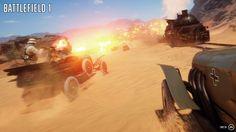 Battlefield 1 Gets Epic New Trailer & Open Beta Date