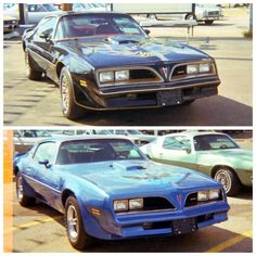 #Throwback to these then-new Trans Ams on a Pontiac dealer's lot, circa June 1978. #70sstreetmachines #70sstreetmachine #Pontiac #TransAm #PMD #WeBuildExcitement #GM #GeneralMotors #StreetMachine #HotRod #MuscleCar #ScreamingChicken #OldSchool #70s #Seventies #1970s #1978 #ThrowbackThursday