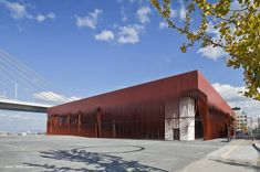 Image 2 of 25 from gallery of Nebuta-no-ie Warasse / Molo, d/dt, Frank La Riviere Architects. Photograph by Shigeo Ogawa