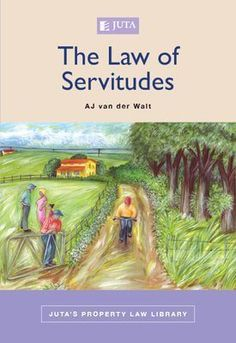The Law of Servitudes (1st Edition)
