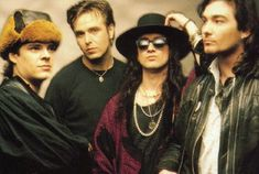 The Mission UK - my Mish, back in the day. I still love them, yes still my favorite band. For, you know, the last 25 years.