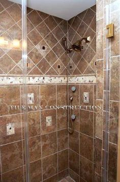 your choice of tiles will determine how your bathroom will look like and feel there - Bathroom Shower Tile Designs Photos