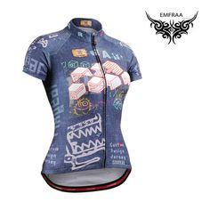 FIXGEAR Womens Cycling Jersey Top Road Bike Short Sleeve Bicycle Shirts s 2XL | eBay