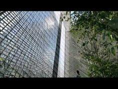 A Garden Enclosed By 6000 Glass Blocks. MovieGlass HousesBrickBusy  StreetHiroshima JapanLush GardenOptical ...