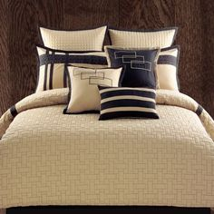 Navy Blue Bedding Queen Size For The Home Pinterest