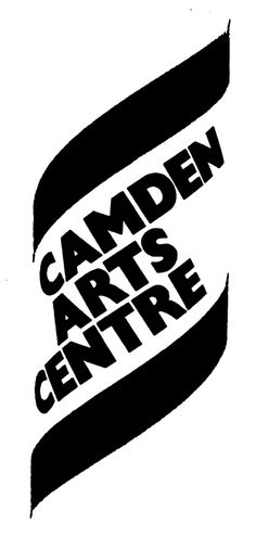 Logo for Camden Arts Centre by Ken Garland, rejected by client