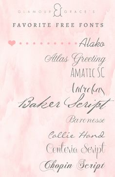 32 best fonts we love images on pinterest fonts paper mill and 60 free fonts glamour grace fonts scrapbooking freefonts m4hsunfo