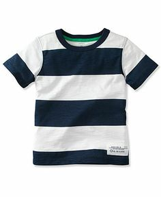 Carter's Baby Boys' Striped Tee - Kids - Macy's